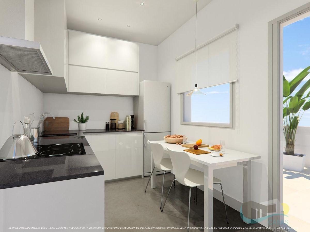 For sale of new build in Torremolinos