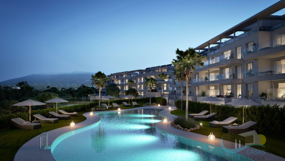 For sale of new build in Mijas Costa