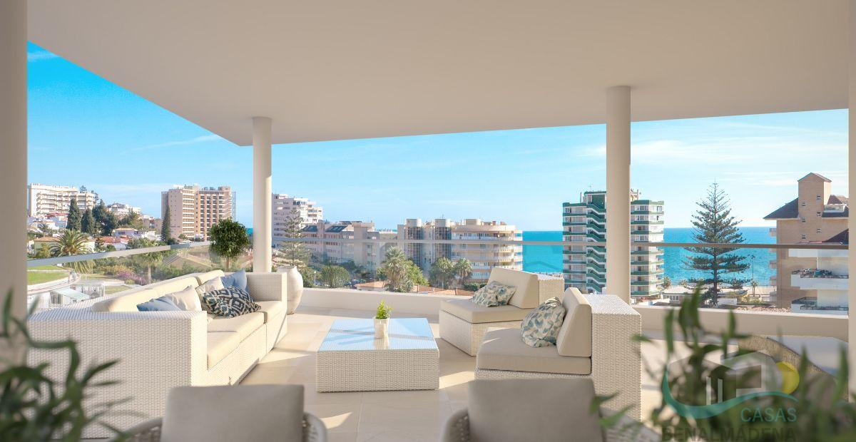 For sale of new build in Fuengirola
