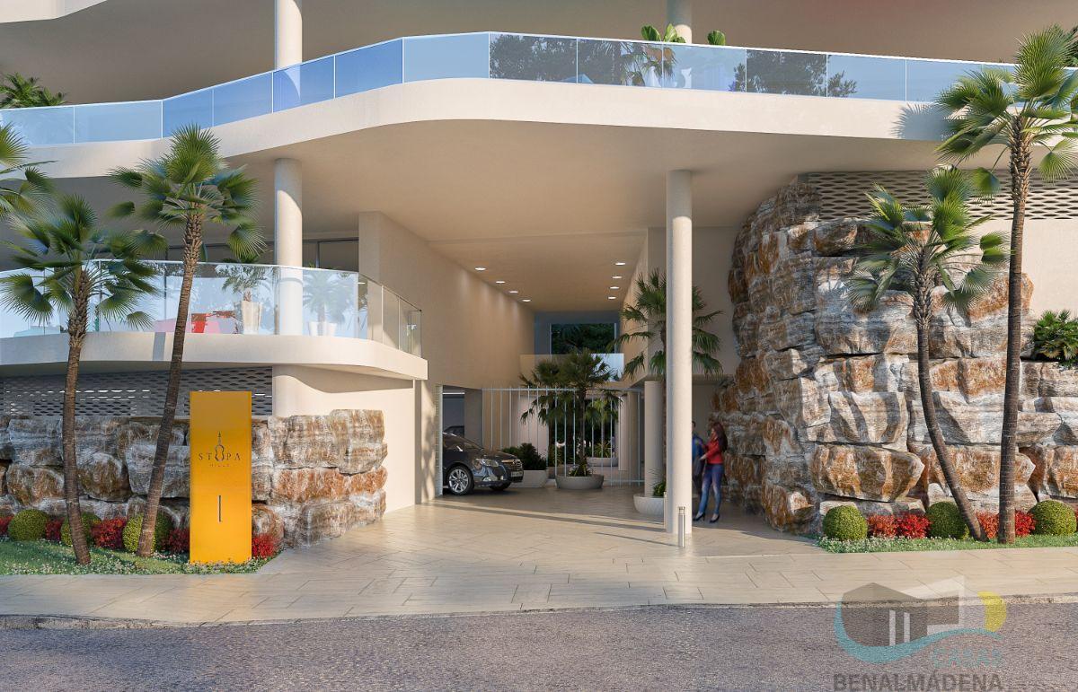 For sale of new build in Benalmádena
