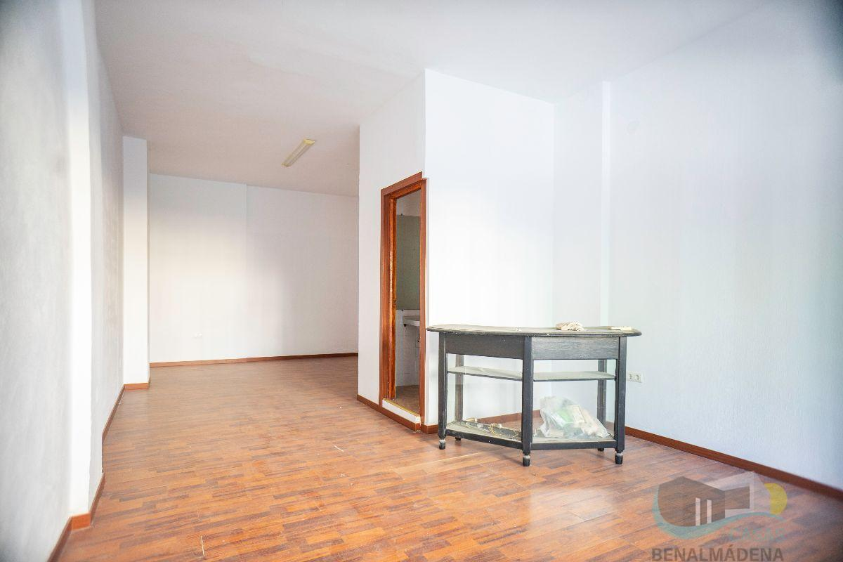 For rent of office in Benalmádena