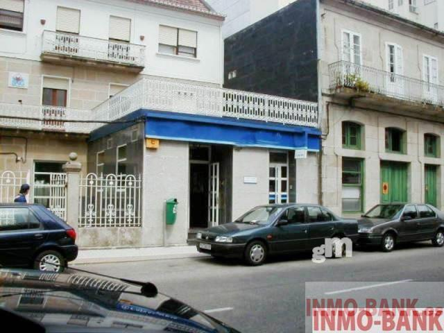 For rent of commercial in Moaña