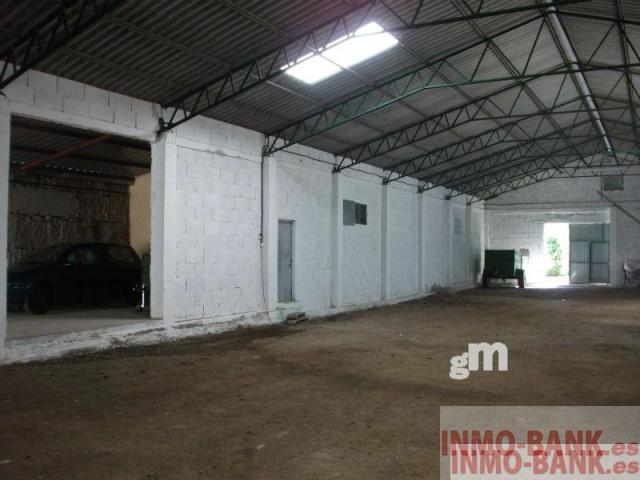 For rent of industrial plant/warehouse in Ponteareas