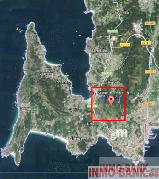 For sale of rural property in Cangas