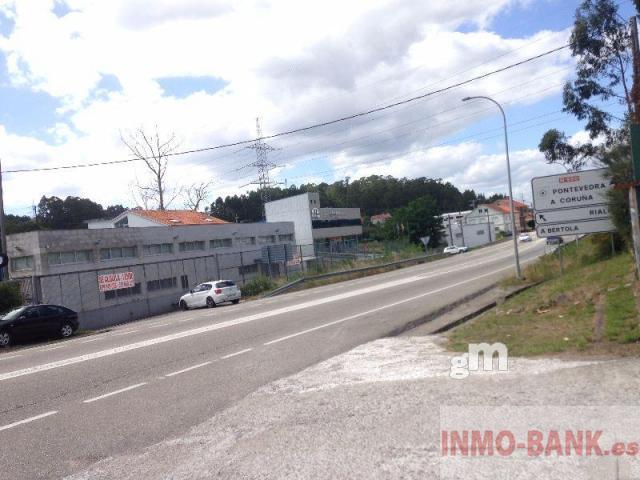 Venta de nave industrial en Pontevedra