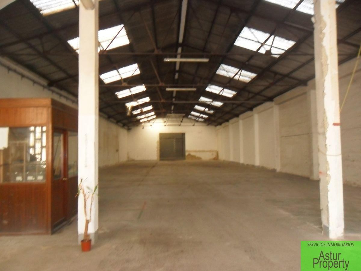 For sale of industrial plant/warehouse in Gijón
