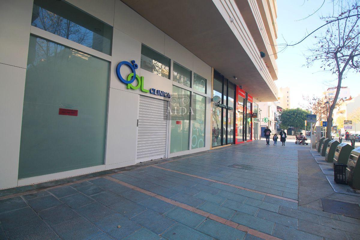 Alquiler de local comercial en Marbella