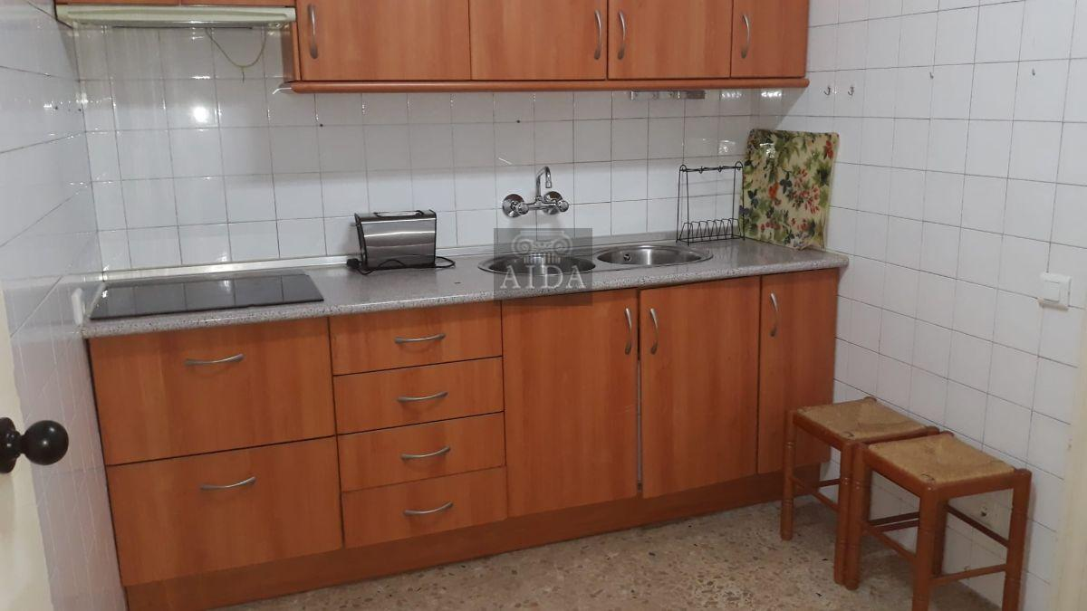 For sale of flat in Estepona