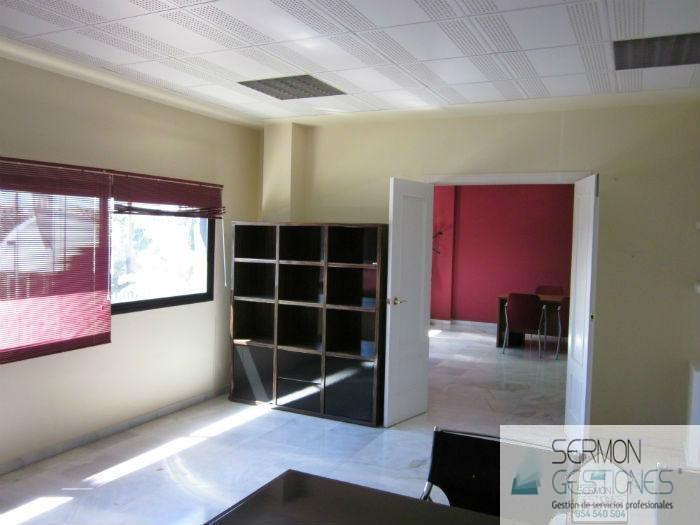 For sale of office in Mairena del Aljarafe