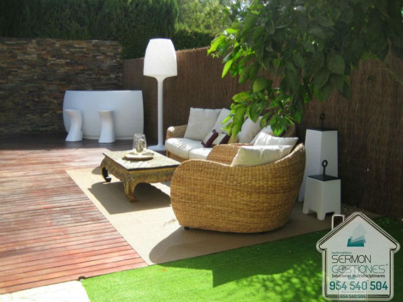For rent of chalet in Mairena del Aljarafe