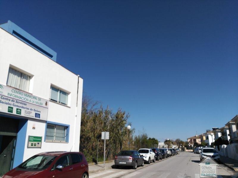 Venta de terreno en Gelves