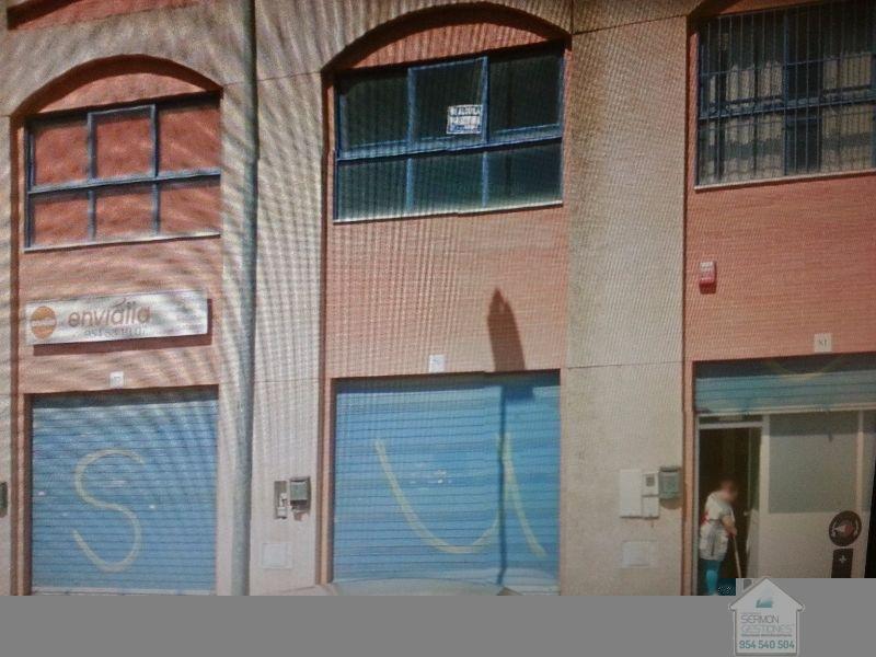 Alquiler de local comercial en Sevilla