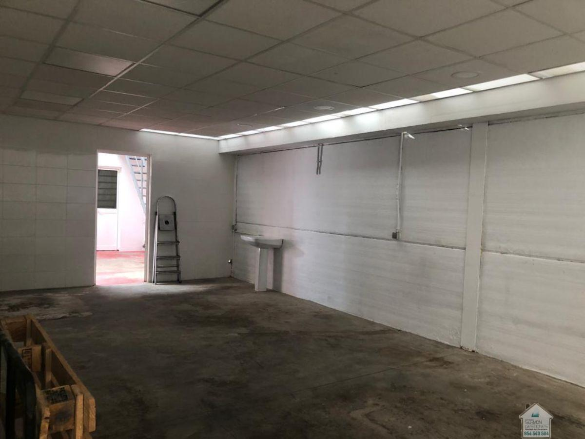 For sale of industrial plant/warehouse in Valencina de la Concepción
