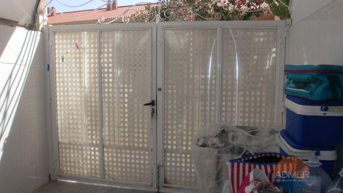 Venta de dúplex en Los Alcázares