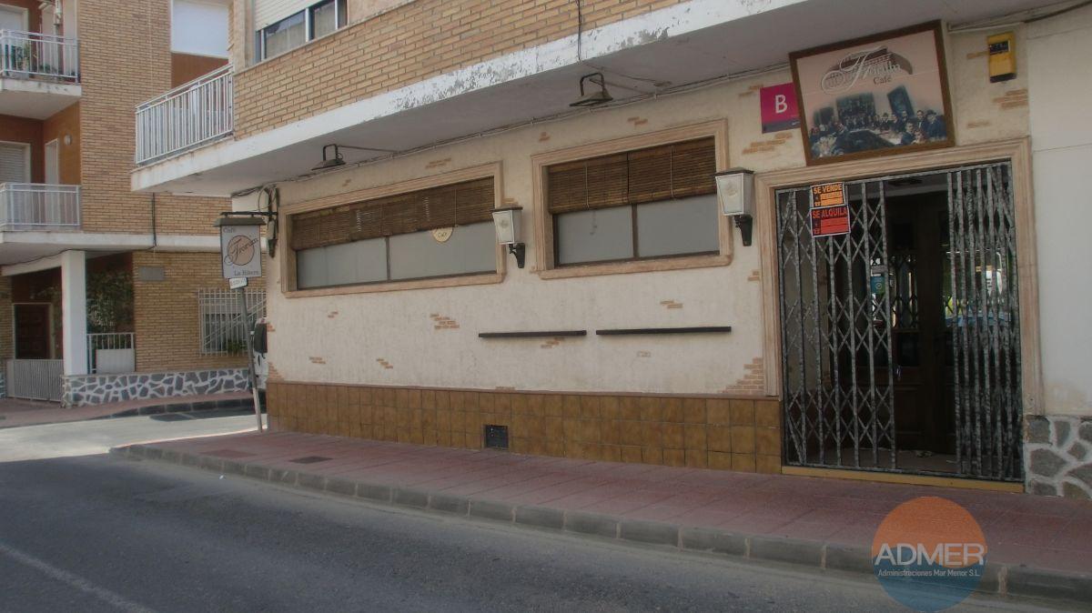 Venta de local comercial en Santiago de la Ribera