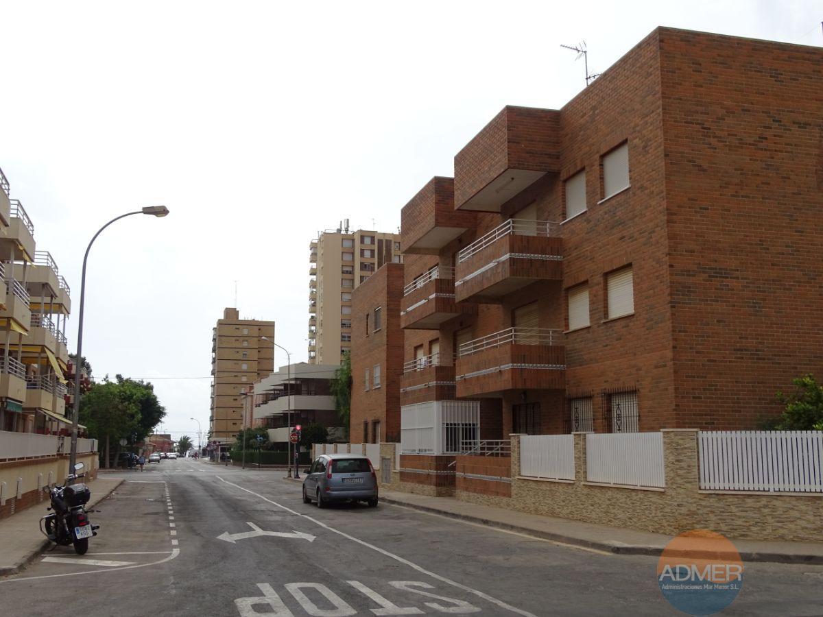 For sale of flat in Santiago de la Ribera