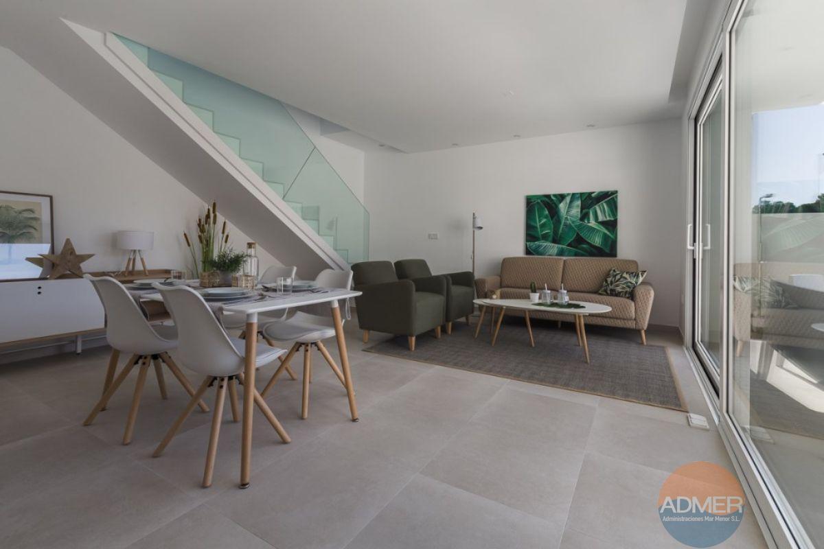 For sale of new build in Santiago de la Ribera