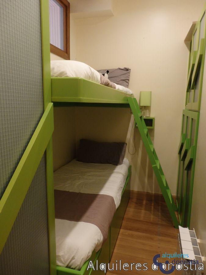 For rent of flat in Donostia-San Sebastián