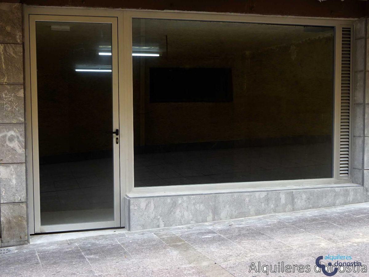 Alquiler de local comercial en Lasarte-Oria