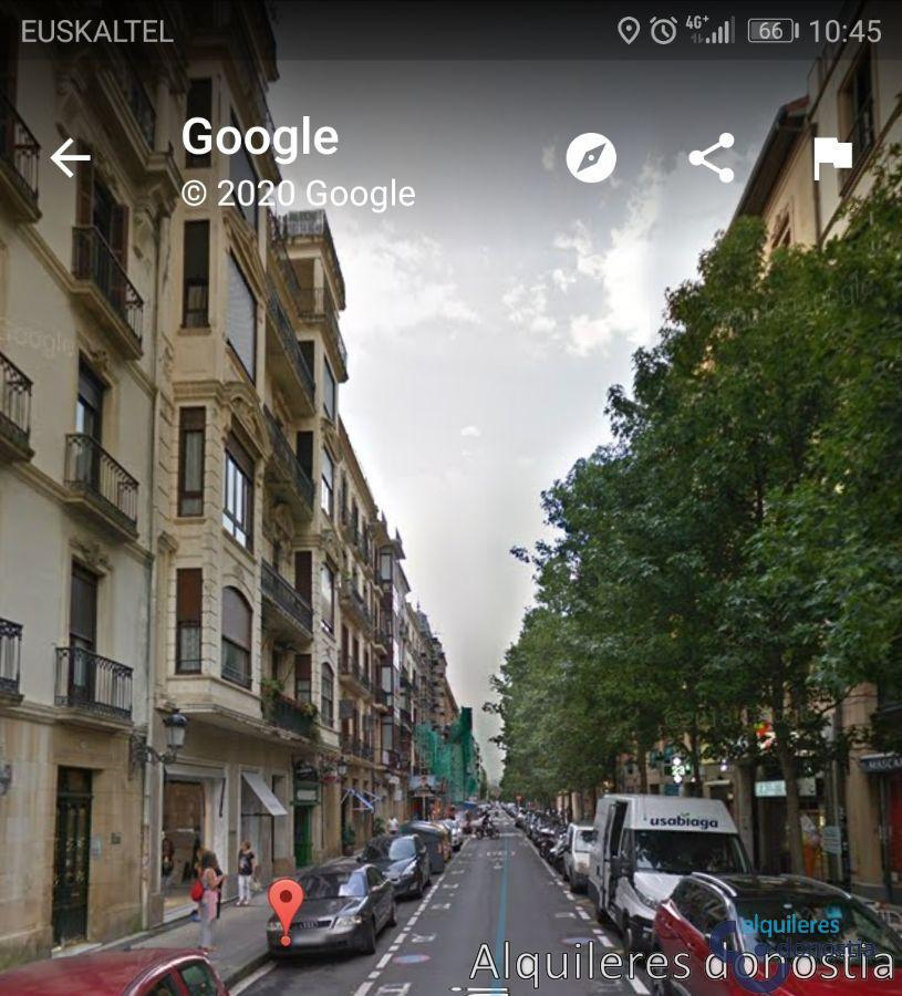 For rent of commercial in Donostia-San Sebastián