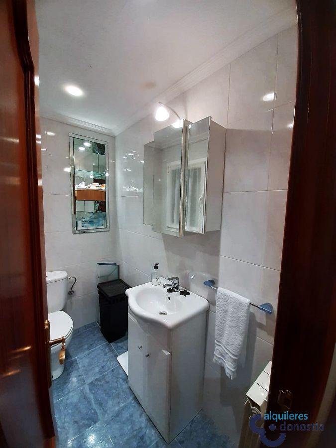 For rent of flat in Lasarte-Oria