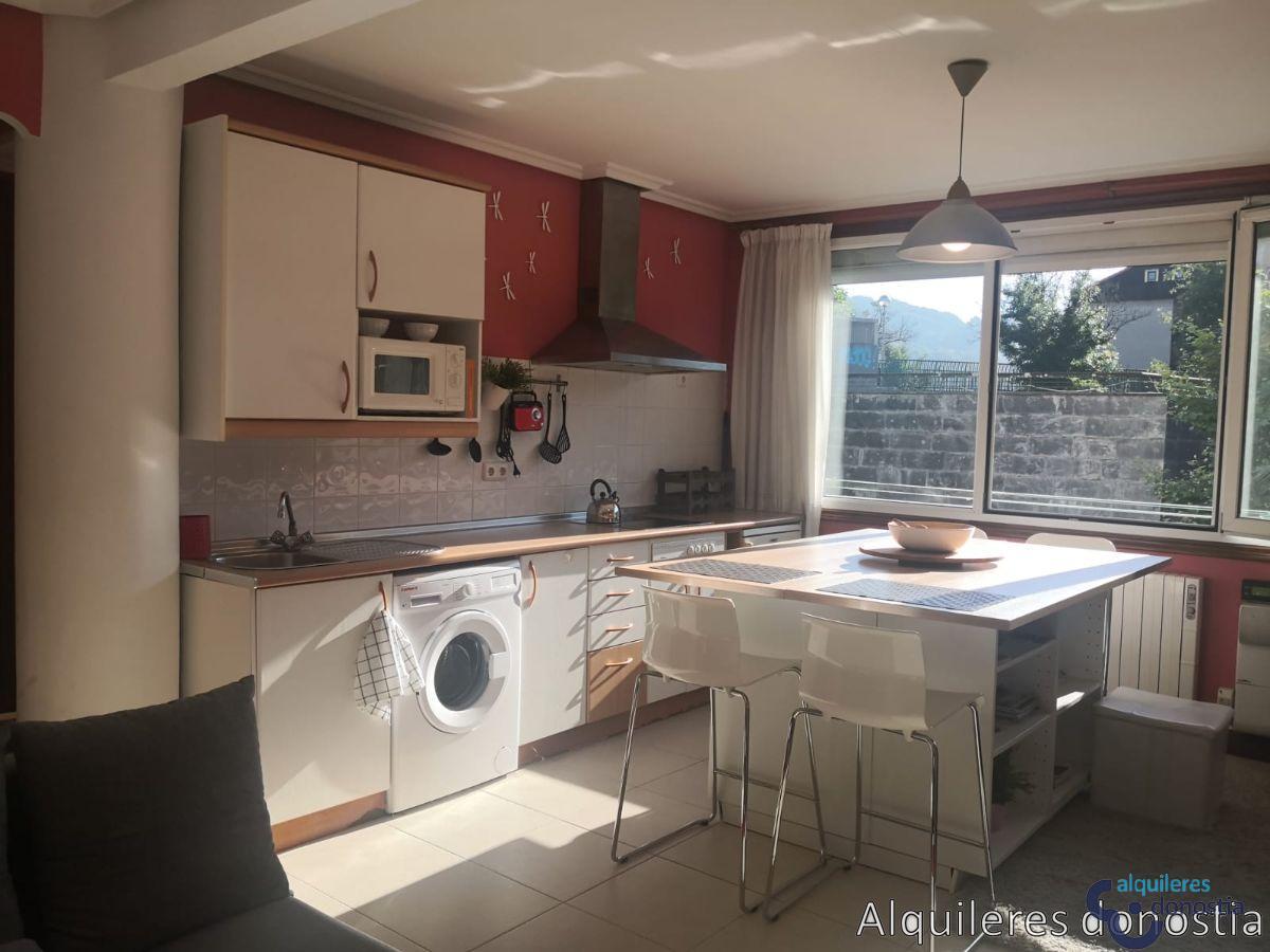 Alquiler de apartamento en Donostia-San Sebastián