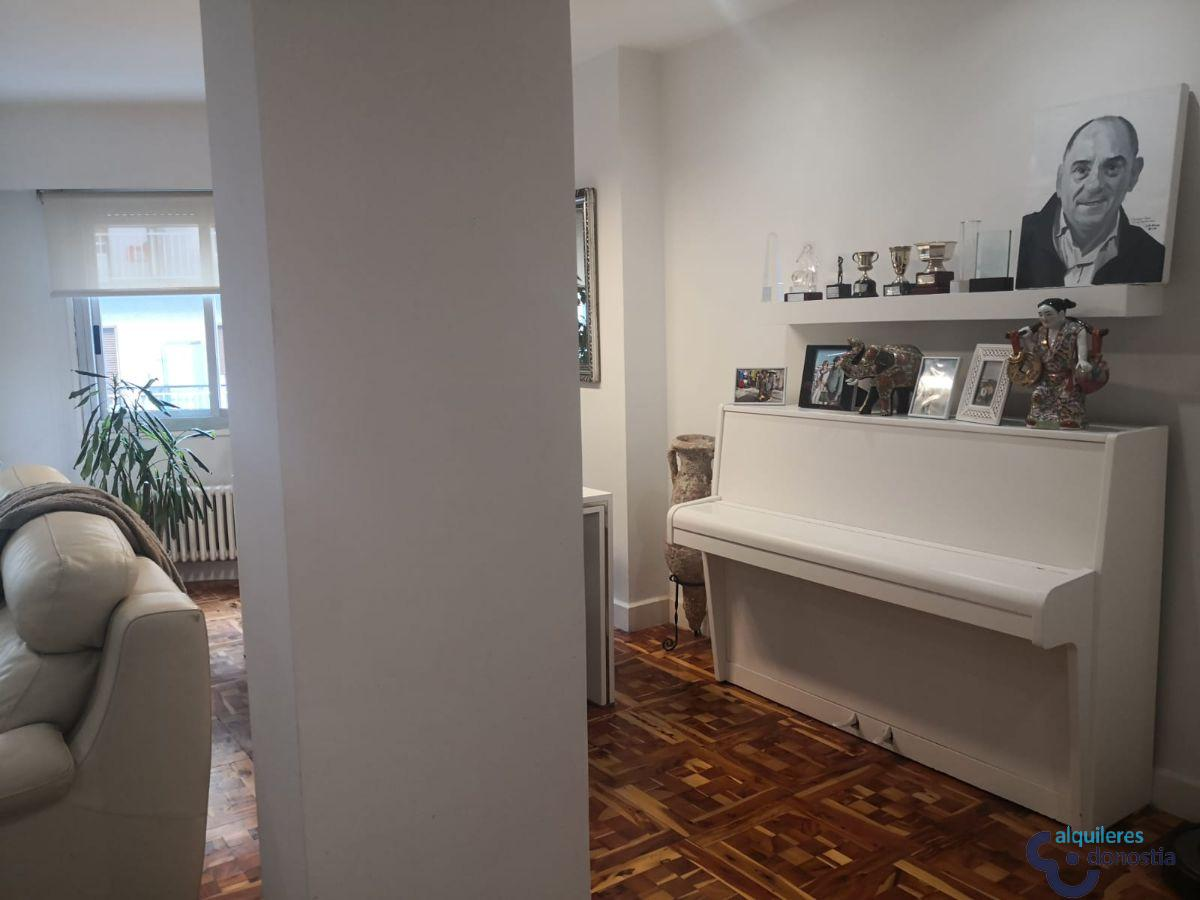 For rent of flat in Donostia-San Sebastián