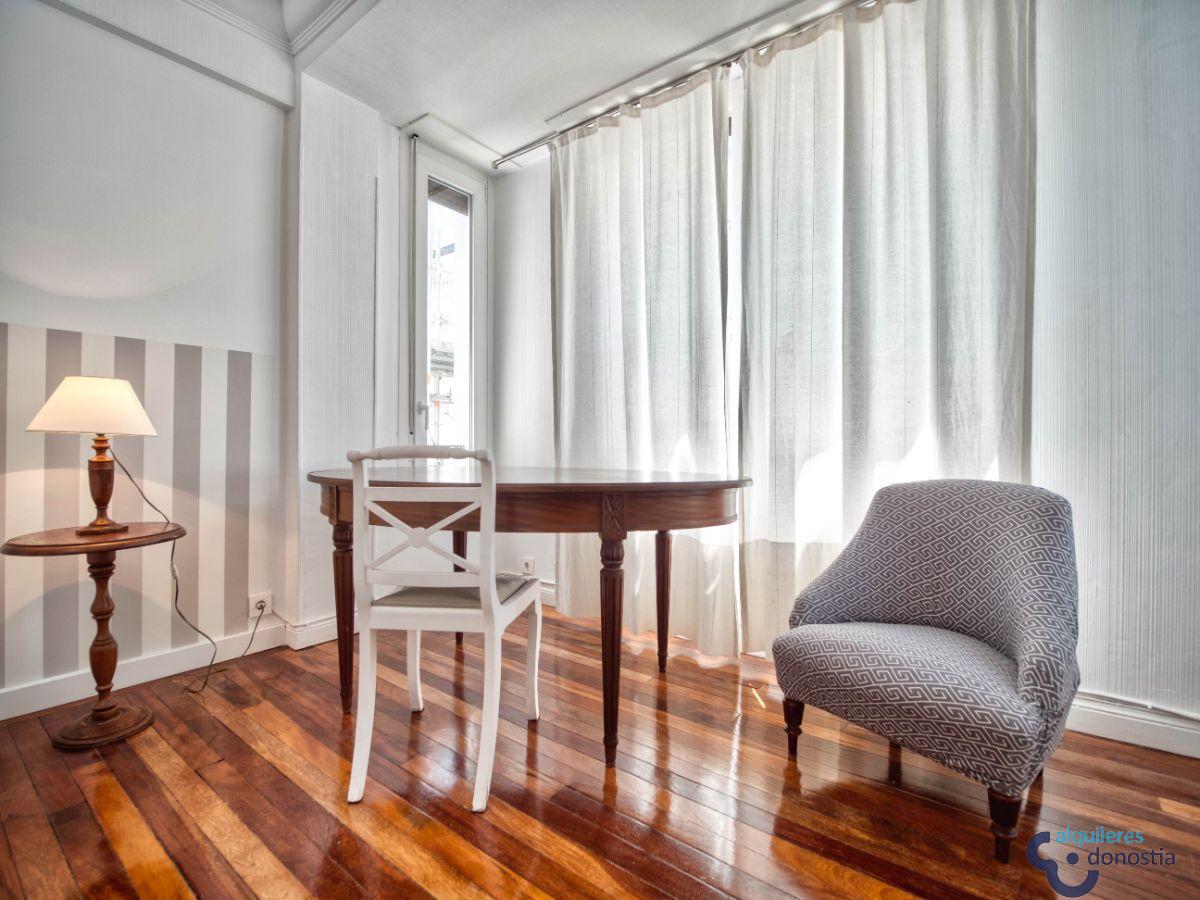 Alquiler de piso en Donostia-San Sebastián