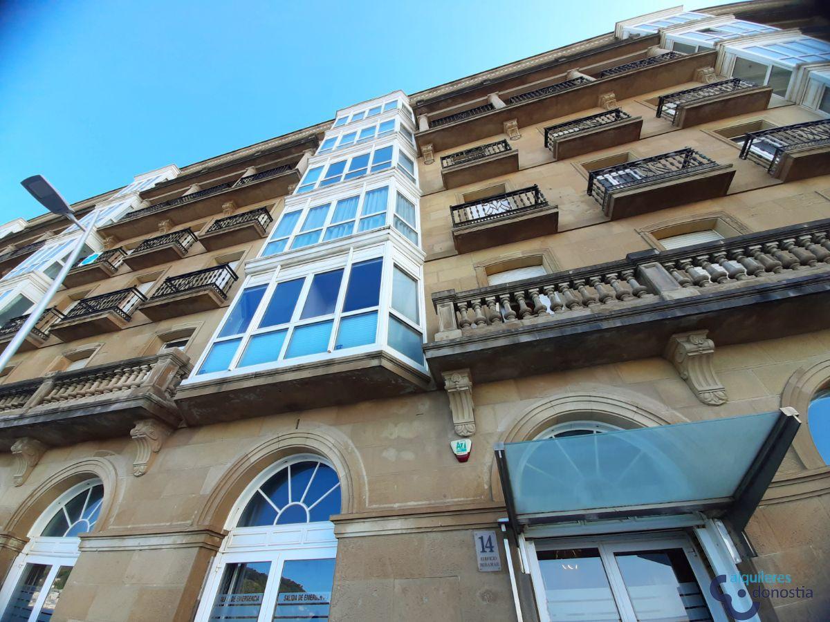 For rent of office in Donostia-San Sebastián