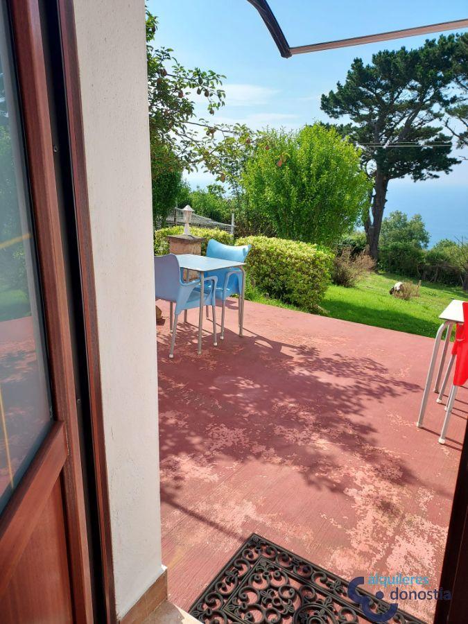 For rent of apartment in Donostia-San Sebastián
