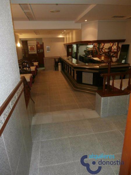 Alquiler de local comercial en Donostia-San Sebastián