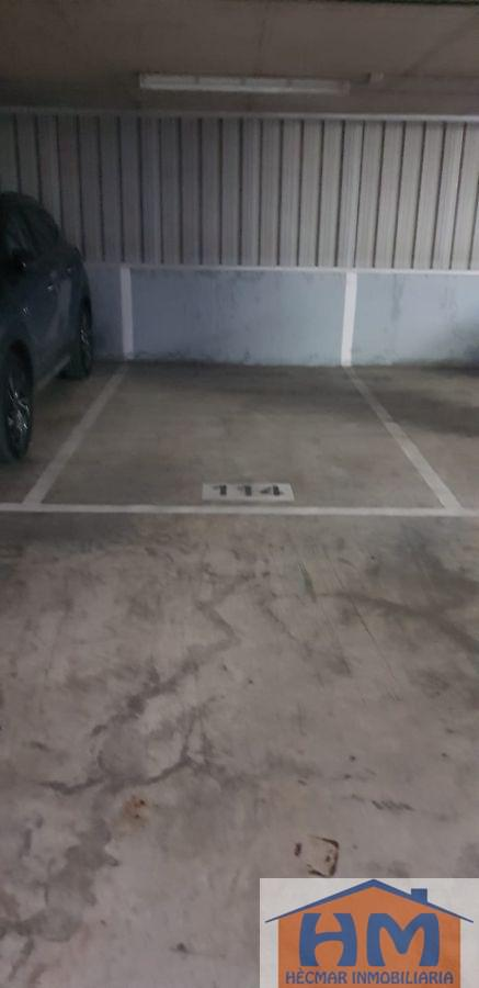 For rent of garage in Valencia