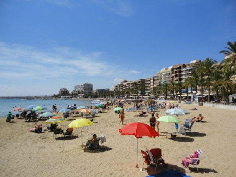 For sale of land in Torrevieja