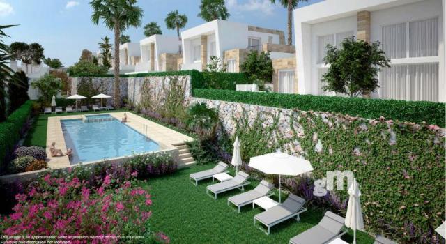 For sale of villa in Algorfa