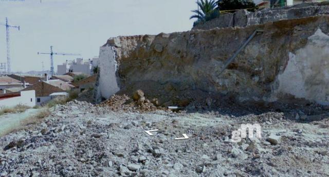 For sale of land in El Esparragal y Cobatillas