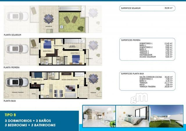 For sale of chalet in Bigastro