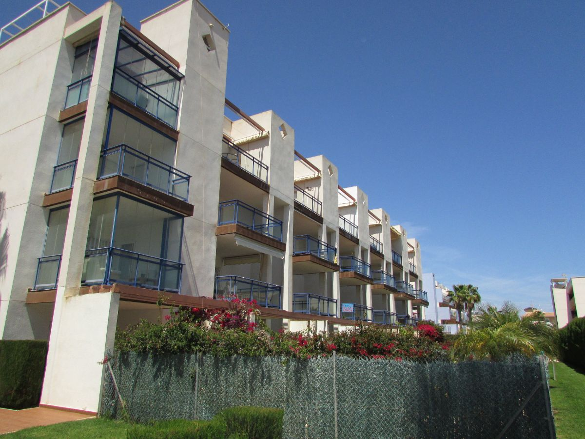 For rent of penthouse in Orihuela Costa