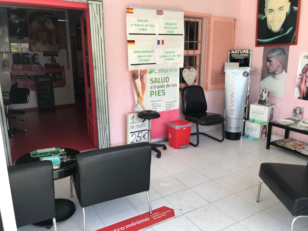 For rent of commercial in Orihuela Costa