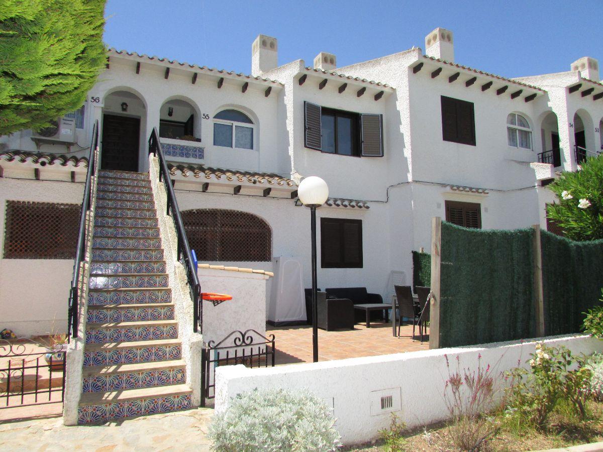 For rent of apartment in Orihuela Costa