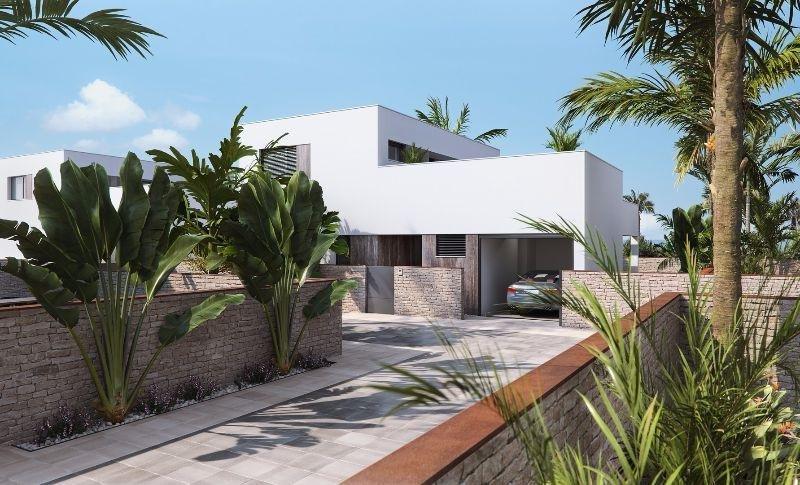 For sale of villa in Pilar de la Horadada