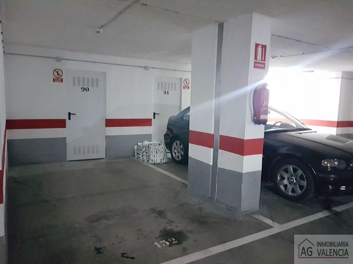 Garaje en alquiler en Penya-Roja, Valencia