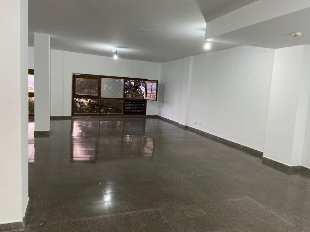 Alquiler de oficina en Santa Cruz