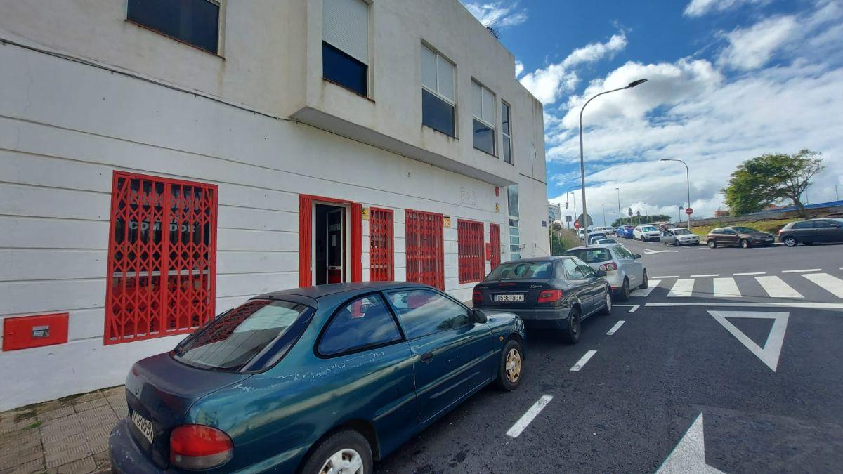 Venta de local comercial en San Cristóbal de La Laguna