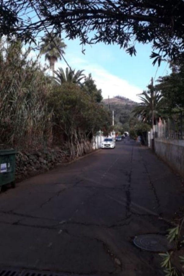 For sale of land in La Laguna