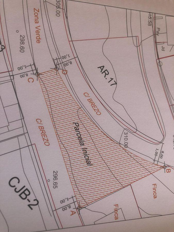 For sale of land in Tabaiba