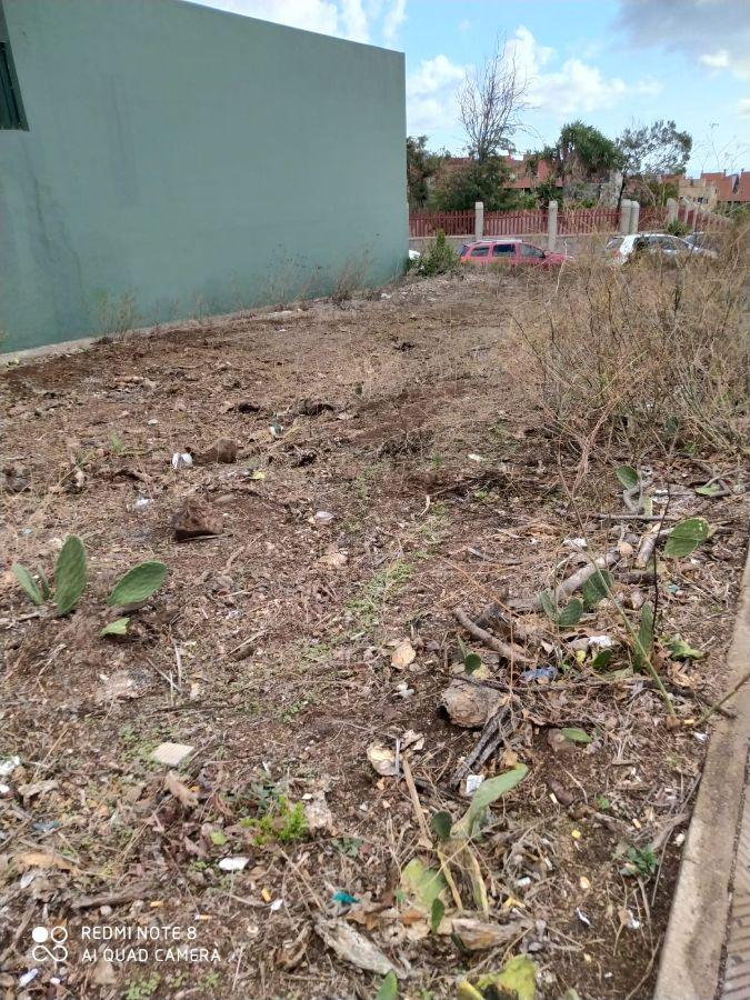 Venta de terreno en San Cristóbal de La Laguna
