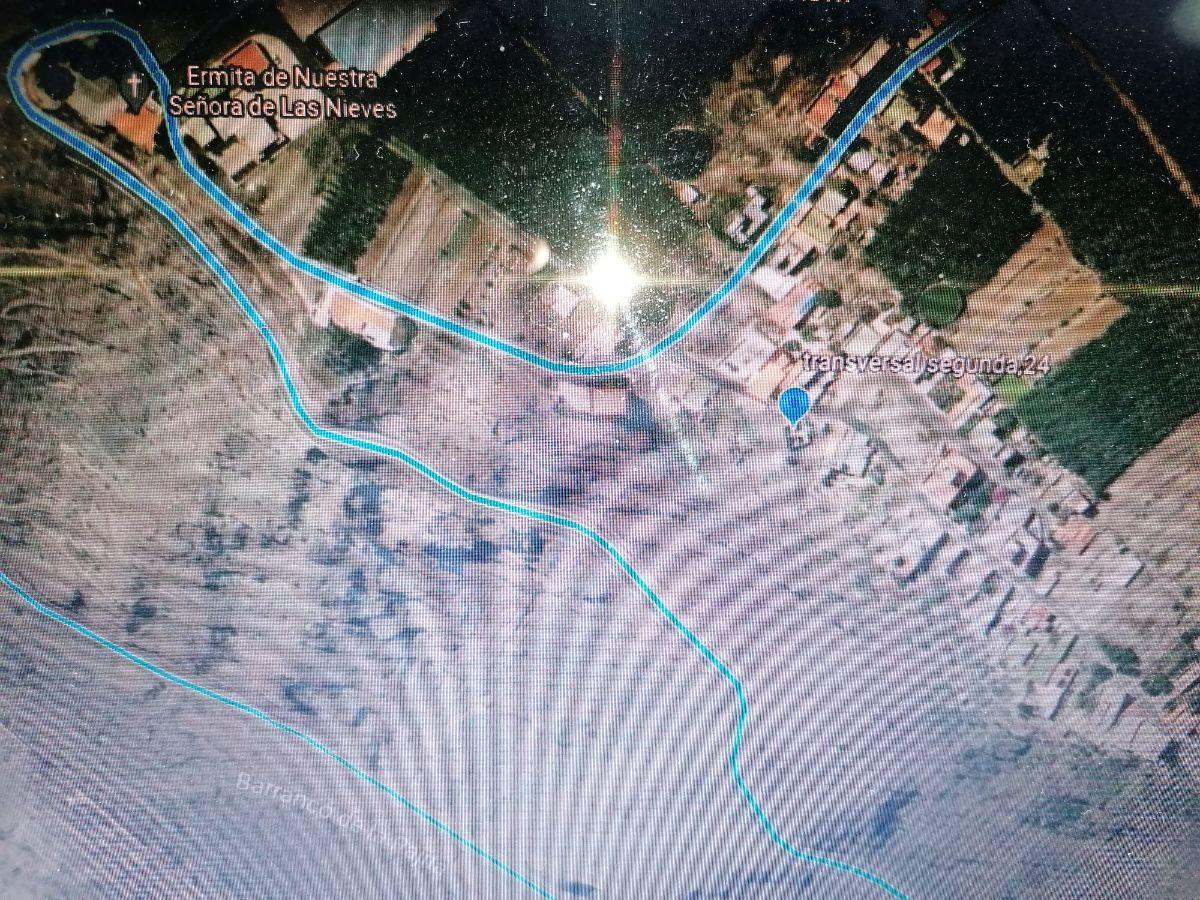 Venta de terreno en Vallehermoso