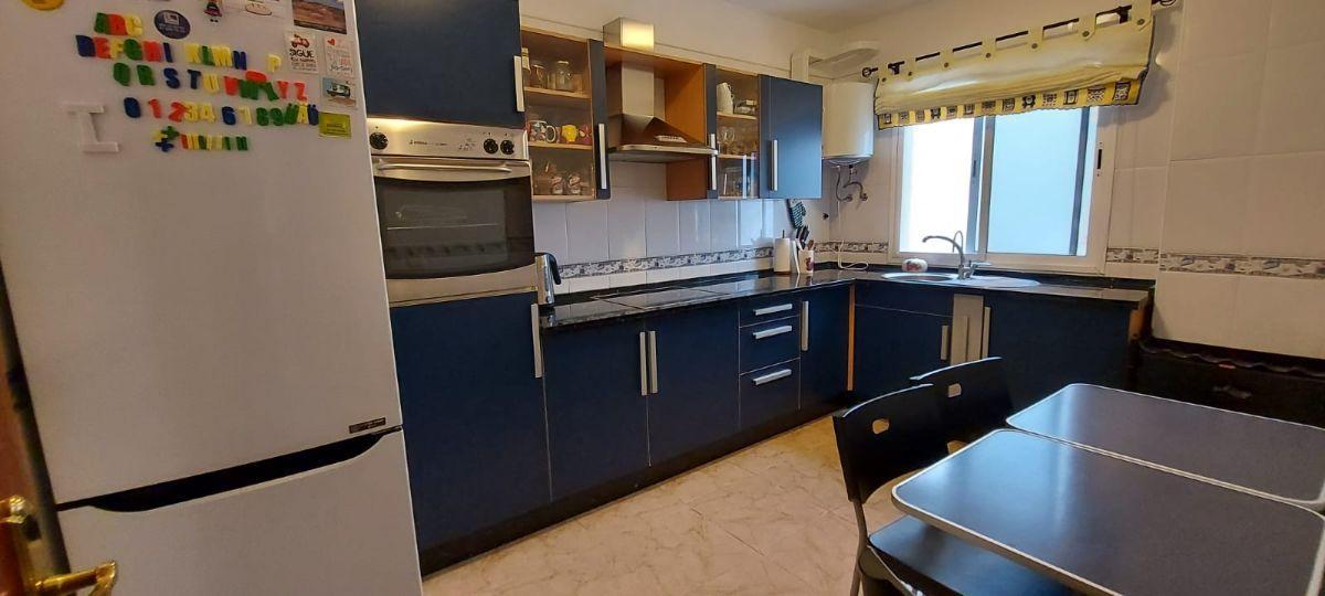 For sale of flat in La Victoria