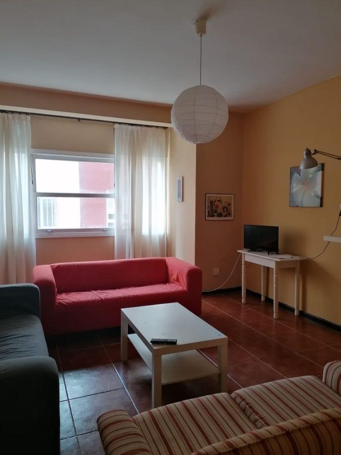 For rent of flat in La Laguna