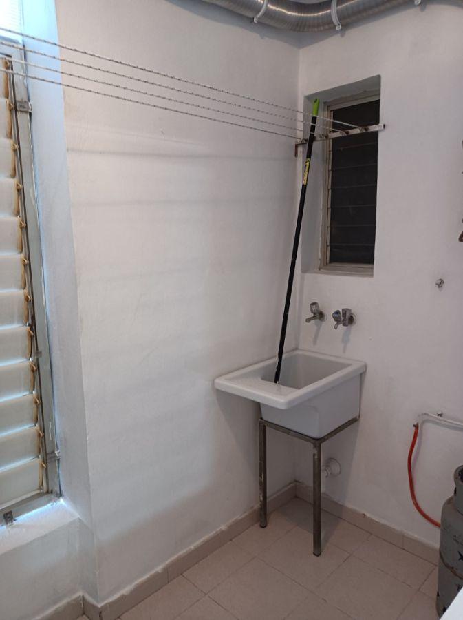 For rent of flat in Santa Cruz